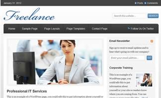 pagina web para freelance y profesionales