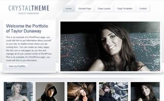 pagina web para perfiles profesionales