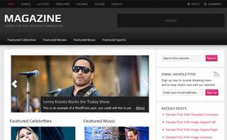 pagina web para revistas
