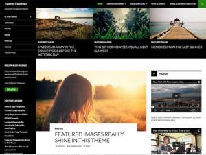 revista digital en wordpress